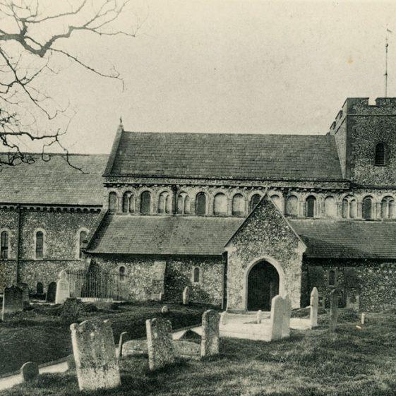 Album of St Margaret's photographs by JJ Bettridge. c1890