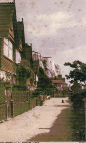 Adcock's Villas, St Margaret's Bay. 1905/10