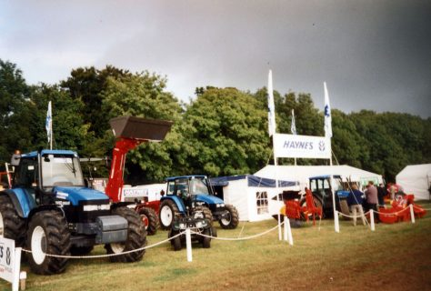 Ploughing Match at East Valley Farm. 25 September 2001