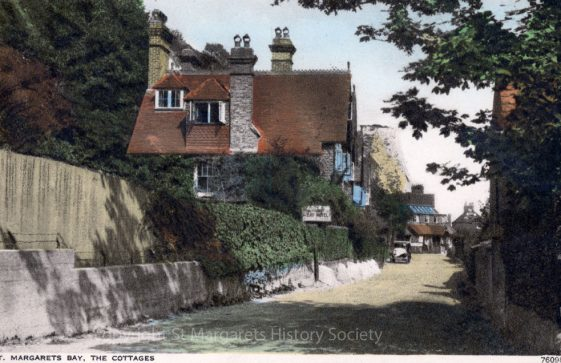Adcock's Villas, St Margaret's Bay. After 1921