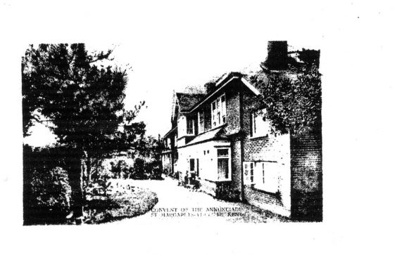 How the Convent of the Annunciade came to St Margaret's Bay in 1904