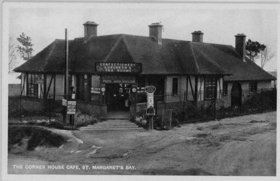 Corner House Café, Bay Hill. pre 1939