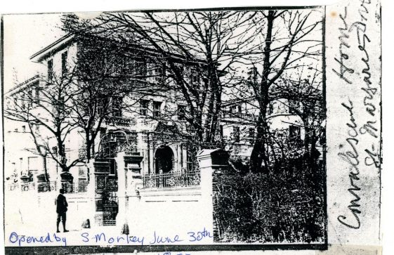 Portal House - early 20th century