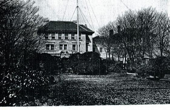 Morley House Convalescent Home, St Margaret's
