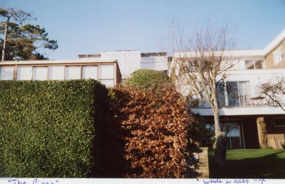 The Pines and White Walls in Granville Road