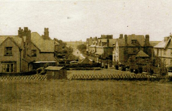 The Knoll Hotel, Kenilworth Hotel and The Convent in The Droveway