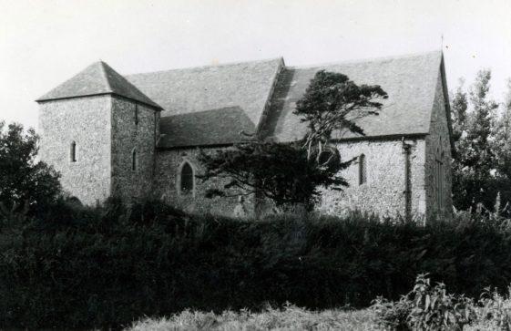 St Peter's Church Westcliffe