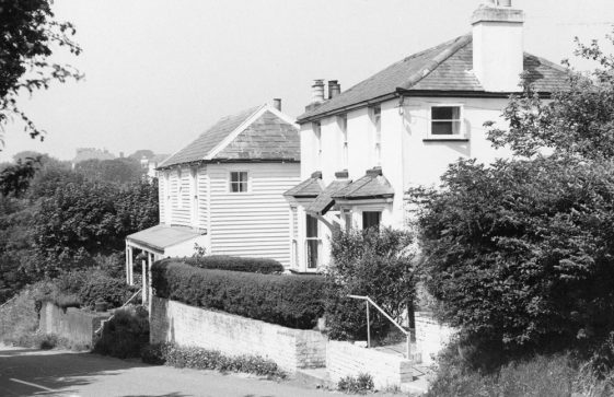 Sea Street: 'Queen Anne's Thimble' and 'Small Downs'. 1976