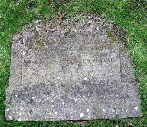 Gravestone of BAGGALLAY Margaret Louisa 1948