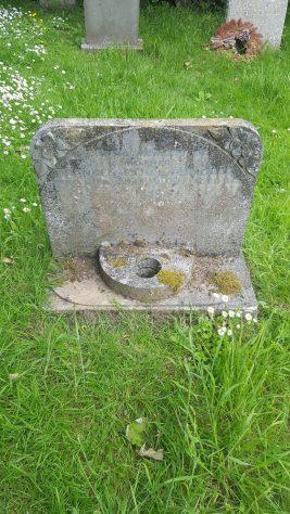 Gravestone of FLINDALL Frances Ethel 1977