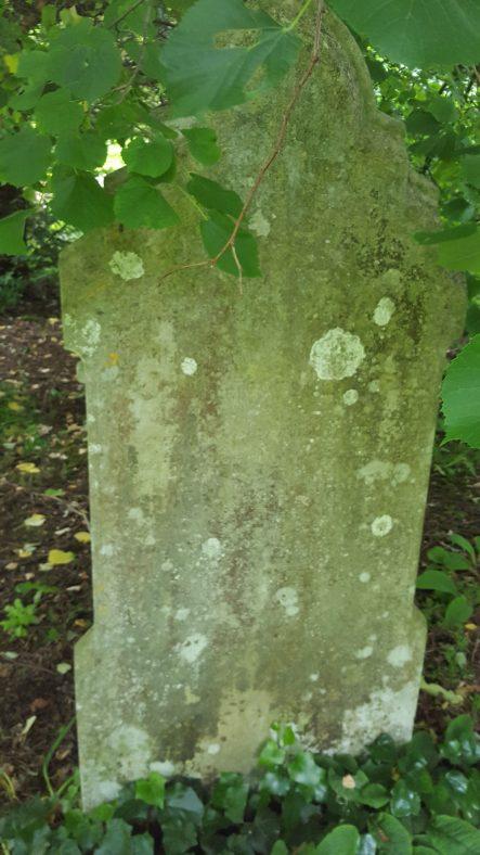 Gravestone of BRAY Charles 1900; BRAY Lucy 1915 | Dawn Sedgwick