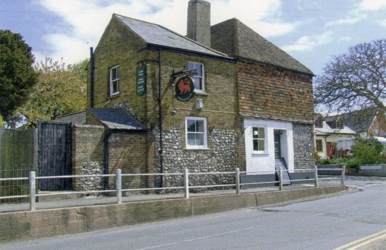 The Red Lion Public House, High Street. 2010