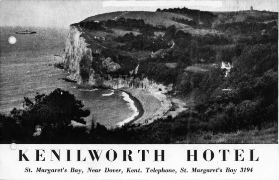 Advertising leaflet for Kenilworth Hotel, The Droveway