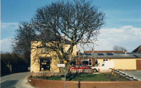 Watson's Baker's Shop, Kingsdown Road. 1986