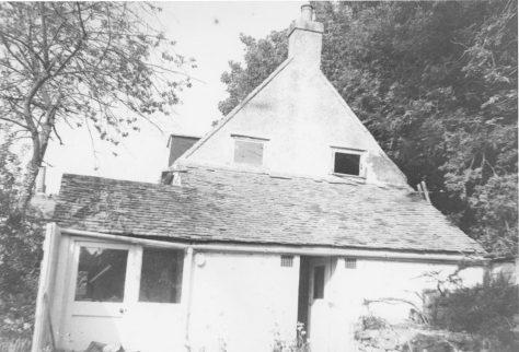 Rose Cottage, Kingsdown Road. 1970s