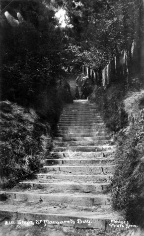 '216 Steps, St Margaret's Bay'.  20th Century