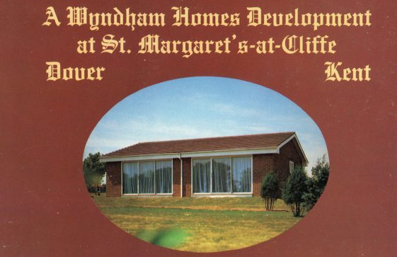 Wyndham Homes Sales Brochure, for the new chalets built at the Holiday Camp