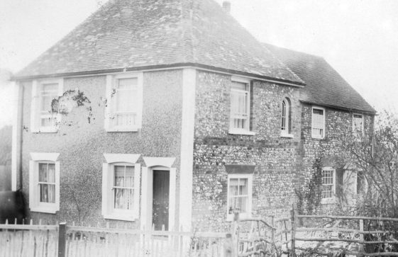 Well Cottage and Cherry Tree Cottage, Well Lane