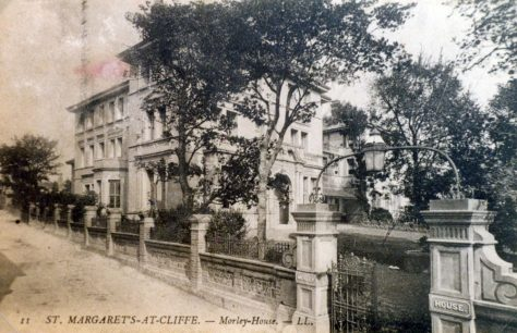 Morley House, Sea Street.  Early 20th century