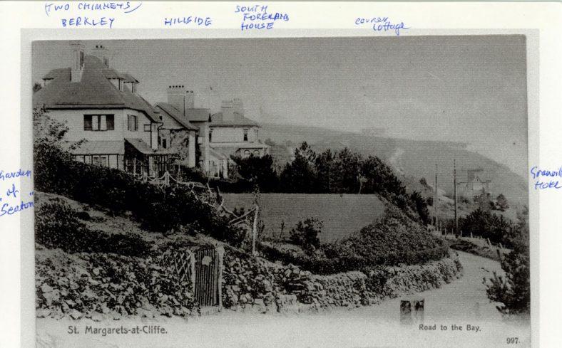 Bay Hill.  c1900