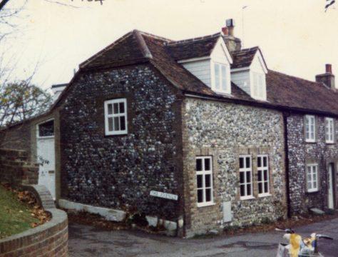 Chapel Cottages, Chapel Lane. c1984