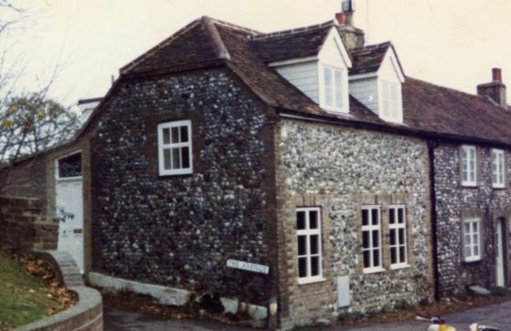 Chapel Cottages, Chapel Lane. c1984