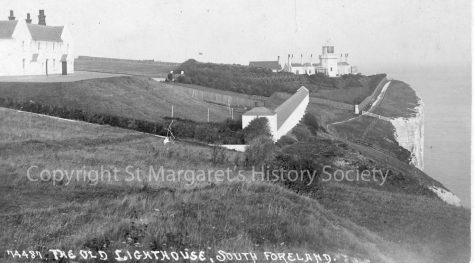 South Foreland Lighthouse. c1920