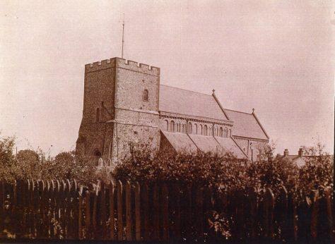 St Margaret's Church. c1901