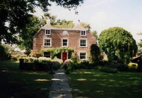 Holly Lodge, Cripps Lane. May 2009