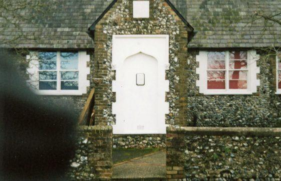The Old School, Kingsdown Road, St Margaret's at Cliffe. November 2007
