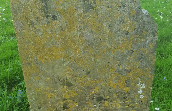 Gravestone of BOWLS Finnis 1750; BOWLS Ann 178..; BOWLS Henry 1780
