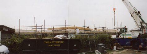 Building Number 67 on Tiroroa site, Granville Road. 6th September 2005