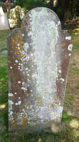 Gravestone of POLLARD Susanna Elizabeth 1861