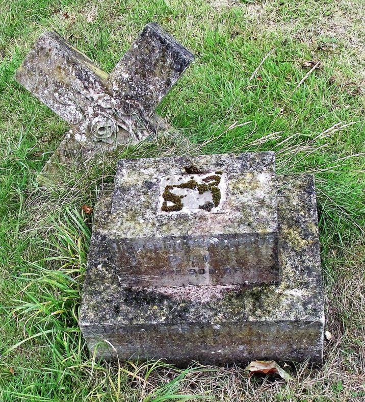 Gravestone of BRETHERTON Dick 1929 | Dawn Sedgwick