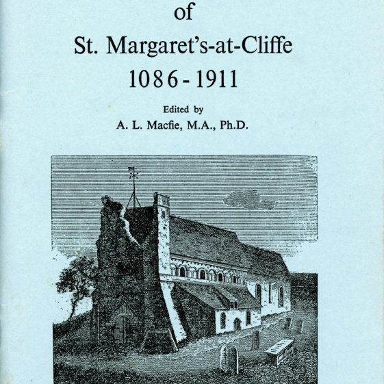 Historical Sketches of St. Margaret's-at-Cliffe 1086-1911.