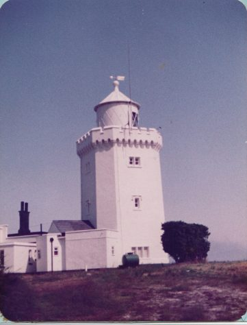 South Foreland Lighthouse.  June 1983