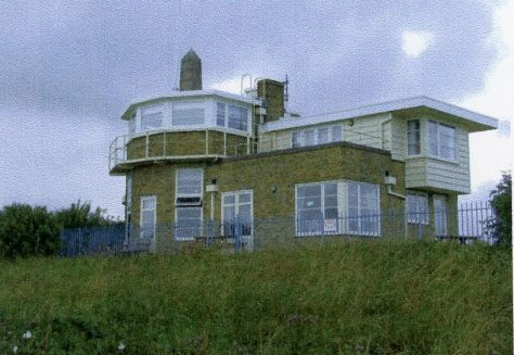 Bluebird Tea Rooms - Ex Coastguard Station. C2000