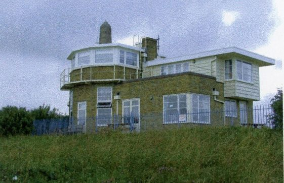 Bluebird Tea Rooms - Ex Coastguard Station. C2000