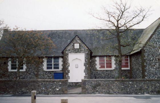 The Old School, Kingsdown Road. c 2000