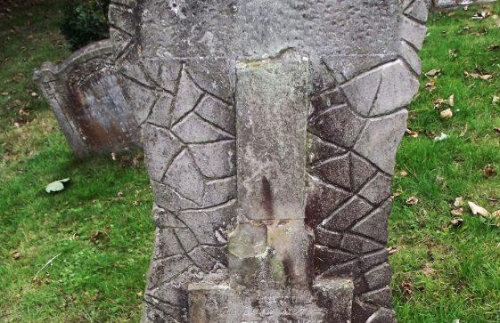 Gravestone of LUCK Martha 1922