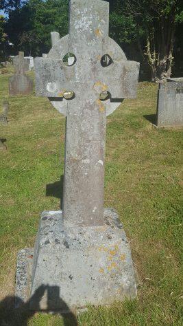 Gravestone of MANT John Henry 1925