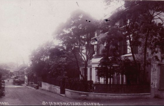 Cliffe House, High Street. early 20thc