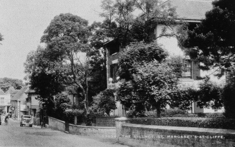 Cliffe House, High Street c.1930