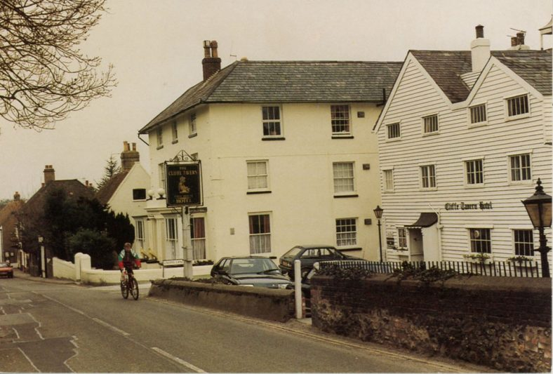The Cliffe Tavern Hotel, St. Margaret's-at-Cliffe