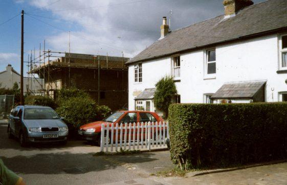 Nos 45-49 Kingsdown Road. 1st September 2007