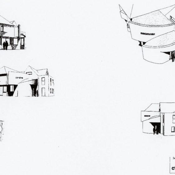 'Corner Cottage' , Granville Road, Extension Planning Application. 3 September 2008