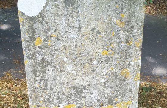 Gravestone of FEARN Ann 1785; FEARN John 1800