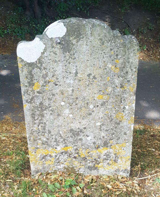 Gravestone of FEARN Ann 1785; FEARN John 1800 | Dawn Sedgwick