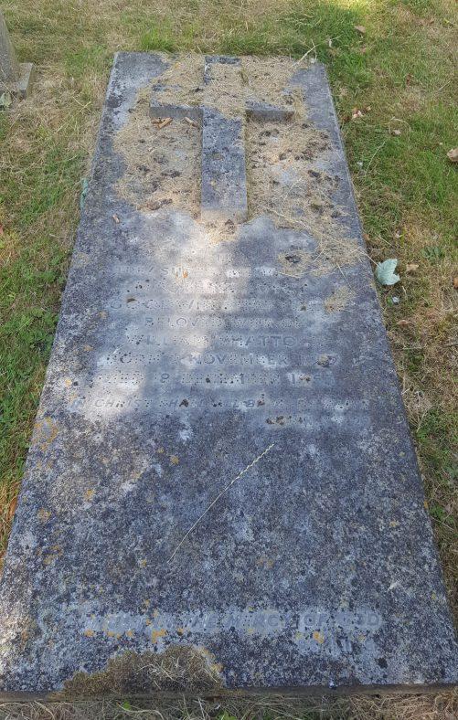 Gravestone of SHATTOCK Madelaine Joyce Goodwin 1953 | Dawn Sedgwick
