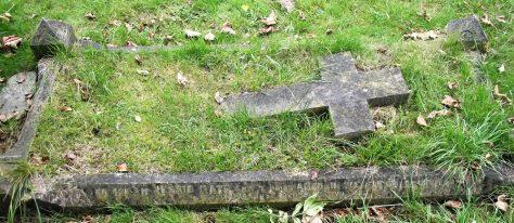 Gravestone of WATERS, Jessie Kate 1926